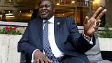 South Sudan's Machar to meet president, discuss stalled peace deal