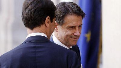 Conte, taglio eletti e riforma voto