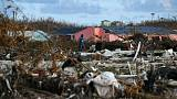 Search for bodies continues in hurricane-ravaged Bahamas