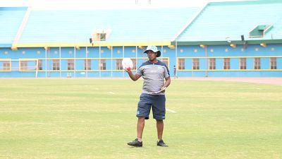 Lions de Fer lift Rwanda Rugby National League 2019