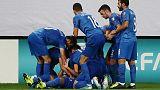 Khalilzade stunner earns Azeris draw with Croatia