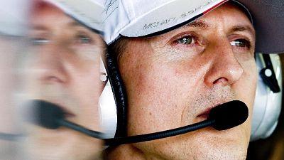 Schumacher a Parigi per cura top secret