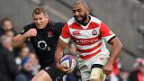 Rugby - Japan captain relishes World Cup pressure cooker