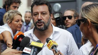 Salvini, lascio poltrona, tengo dignità