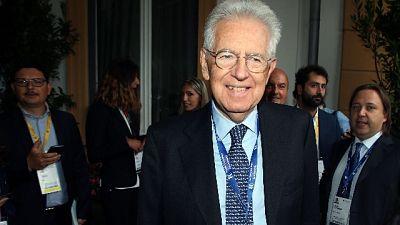 Governo: Monti, oggi voto fiducia