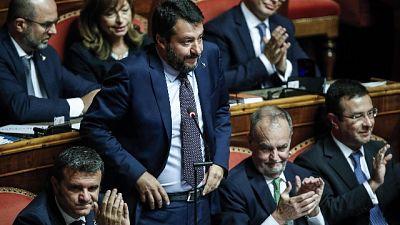 Salvini: vogliono l.elettorale inciucio