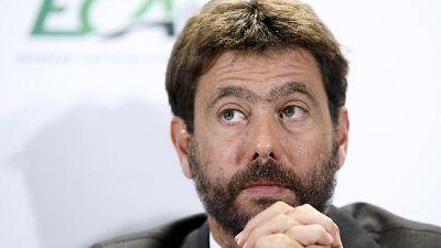 Eca: Agnelli, riforma Coppe andrà avanti