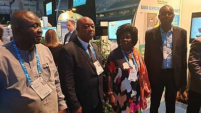 Ghana at The 2019 World Water Week