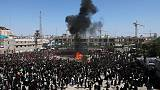 At least 31 die during stampede at Ashura rituals in Iraq's Kerbala