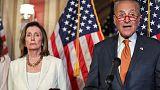 U.S. Democrats increase pressure on Trump, Republicans with new gun bills