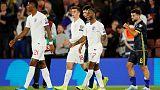 Soccer - England beat Kosovo in eight-goal thriller