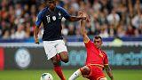 Soccer - Coman scores again as France beat Andorra 3-0