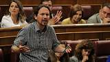 Spain's Podemos hints at concessions in PM talks to avoid election