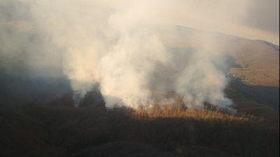 Incendi, fino 30/9 divieto abbruciamenti