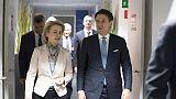 Conte,con Ue patto sviluppo industriale