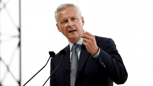 Bullets, death threats sent to French finance minister - aide