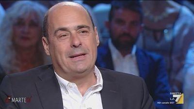 Migranti: Zingaretti, bene Conte