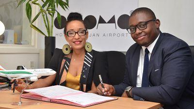 ONOMO Hôtels et Air Côte d'Ivoire joignent leurs efforts pour la promotion du business et du tourisme intra Afrique