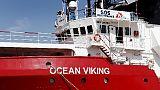 Ocean Viking, 'evacuare donna incinta'