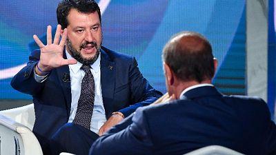 Salvini, vediamo se Governo riapre porti