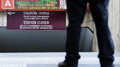 Scale mobili Roma, 4 misure cautelari