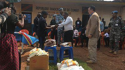 Butembo : La police de Nations-Unies lance une stratégie de lutte contre l'insécurité