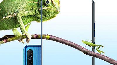 Technologie et prix inaccessibles ? Non, TECNO CAMON 12 Air donne la possibilité aux jeunes d'accéder au smartphone révolutionnaire « Dot-in Display »
