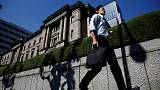 BOJ considering ways to deepen negative rates at minimal cost - sources