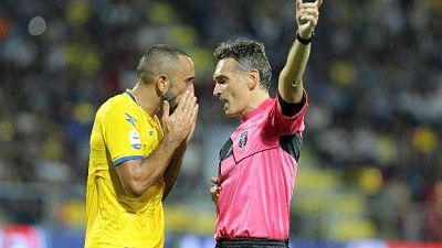 Irrati arbitrerà Fiorentina-Juve