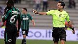 Serie B: Pezzuto arbitra Crotone-Empoli