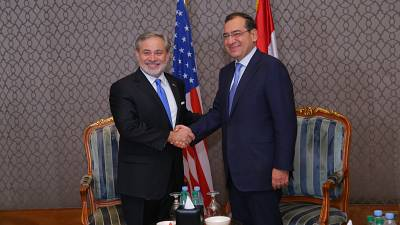 U.S. and Egypt launch Strategic Energy Dialogue