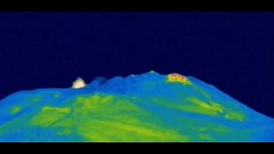 Etna: nuova fase eruttiva dalla Voragine