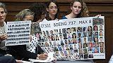 Protesta in Usa parenti morti Ethiopian
