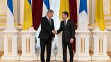Ukraine drawing up roadmap to implement peace deal for Donbass - Zelenskiy