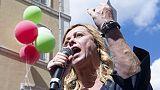 D'Annunzio: Meloni loda statua a Trieste