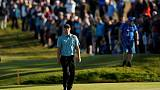 Golf: Briton Shinkwin takes one-shot lead in KLM Open first round