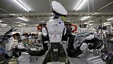 Japan firms push back capex plans as trade risks grow - Reuters survey