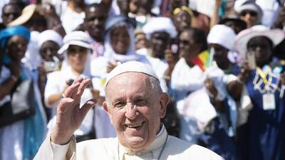 Papa: a novembre Thailandia e Giappone