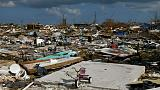 New storm hits hurricane-ravaged Bahamas, could become tropical storm