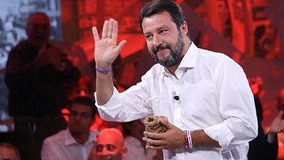 Salvini,da Pd-M5s vergognosa spartizione