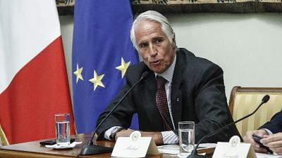 Malagò, nuovo governo ci rispetti