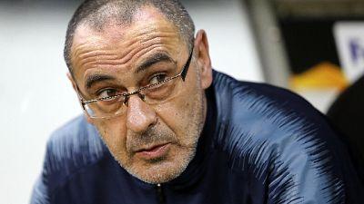 "Juve: Sarri 'dura, ma meglio stop prima"""