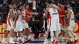 Mondiali basket: Spagna prima finalista