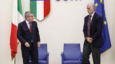 """Cio """"Malagò non chiese di punire Italia"""""""