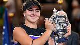 U.S. Open winner Andreescu among trio pulling out of Pan Pacific Open