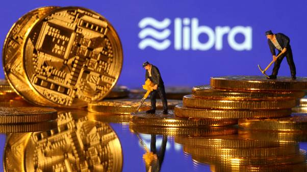 EU regulators to set high bar to authorise Libra, ECB's Coeure says