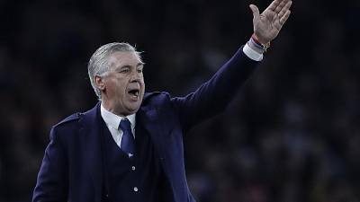 Napoli: Ancelotti avverte,Samp insidiosa