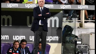 "Napoli, Ancelotti ""spogliatoio ok"""