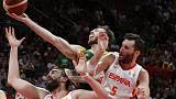 Basketball - Gasol fires Spain into World Cup final