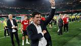 Marcelino says Valencia sacking down to Copa victory